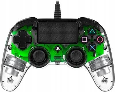 NACON Compact Controller Świecący Zielony