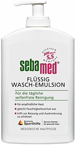 SEBAMED Sebamed płynna emulsja do mycia 400 ml