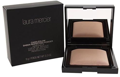Laura Mercier świetle świec uzyskanie kolorystyki udoskonalić puder odcień 1 (Fair) 0.3oz 736150154828