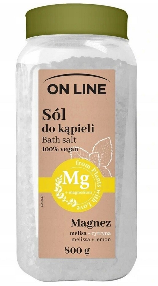 Melisa Mg Sól do kapieli Cytryna On Line 800