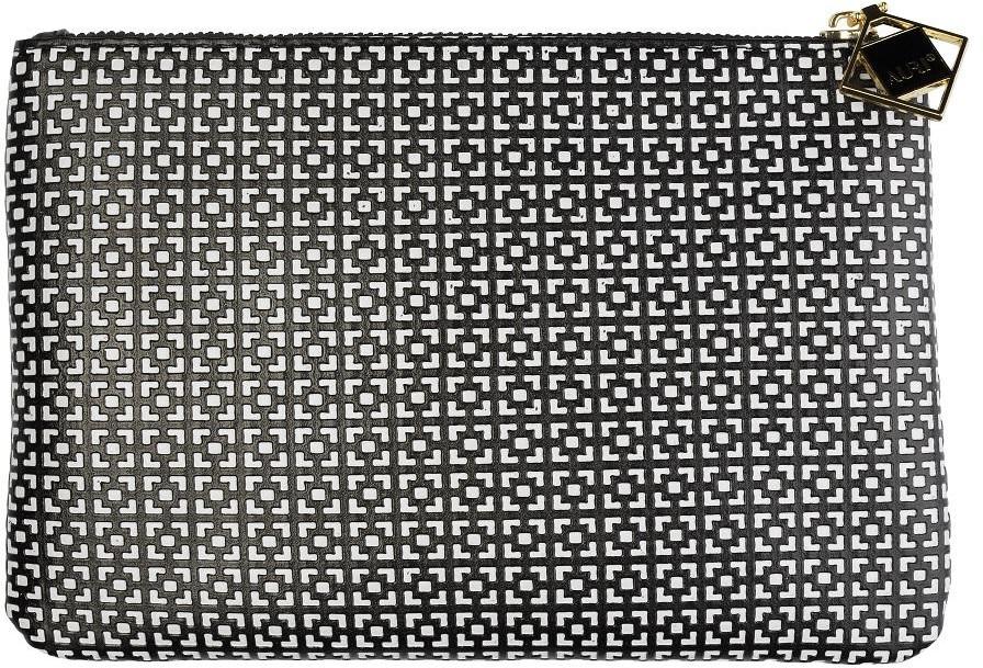 Auri Auri Simple Black & White kosmetyczka koperta średnia