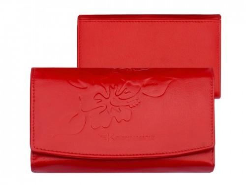 Kochmanski Studio Kreacji Skórzany portfel damski 4027