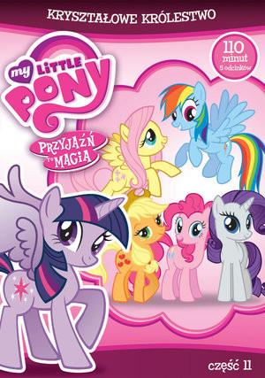 Galapagos My Little Pony Przyjaźń to magia Część 11