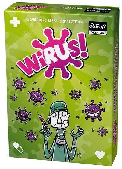 Trefl Wirus! 5904262950477