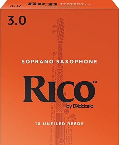Rico liście zapewnia saksofonu grubość 1.5(3sztuki) RIA1030