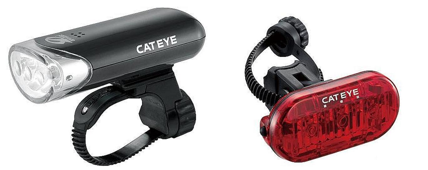 Ranking Oświetlenia Rowerowego Cateye Pro Rankingpl