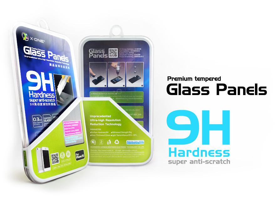 """X-ONE Szkło hartowane 9H do iPhone 6/6S 4,7"""" 38475"""
