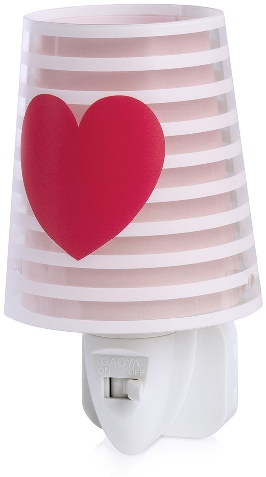 Dalber D-92192 - LED Lampka dziecięca nocna LIGHT FEELING 1xLED/0,3W/230V
