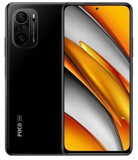 Xiaomi Poco F3 5G 128GB Dual Sim Czarny