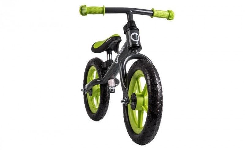 LIONELO Fin Plus czarny/zielony