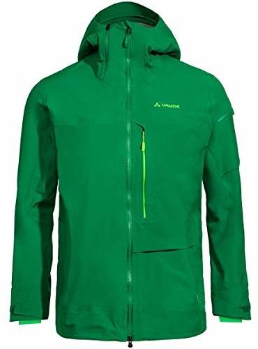 Vaude Męska kurtka męska Back Bowl 3L Jacket III kurtka, Trefoil Green, M 4062218092822