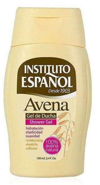 Instituto Espanol Avena, żel pod prysznic, 100 ml