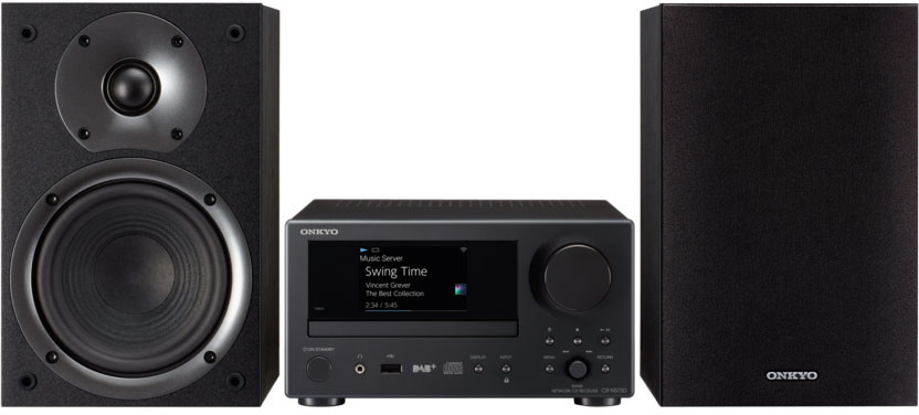 top Onkyo CS-N575D