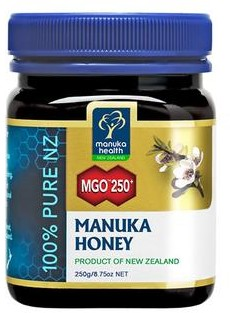 Manuka Health New Zealand Health Miód 250+ Health 250g Dzień Kobiet   Taniej o 8%