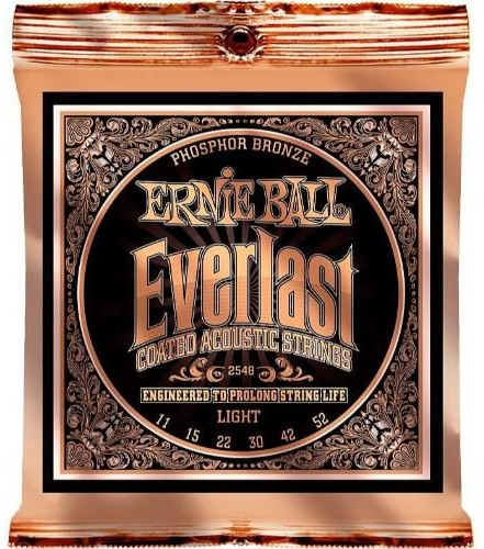 Ernie Ball EB 2548 komplet strun do gitary akustycznej
