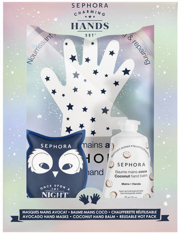 SEPHORA COLLECTION Charming hands set - Zestaw do rąk