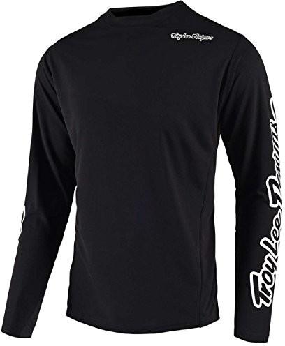Troy Lee Designs Downhill-Jersey z długim rękawem Sprint Czarny, czarny, l 323003214