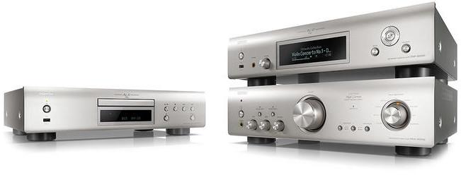 Denon PMA-800NE + DCD-800NE + DNP-800NE
