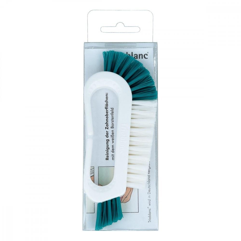 Zapro Denthalhygieneartikel Gm Trioblanc szczoteczka do czyszczenia protez 1 szt.