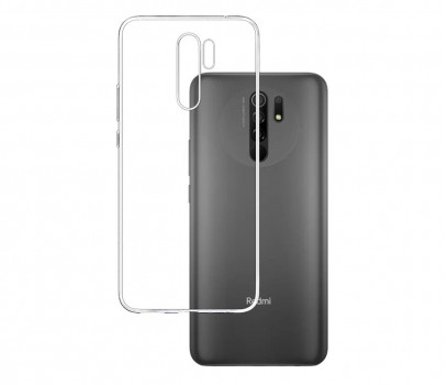 3mk 3mk Clear Case do Xiaomi Redmi 9