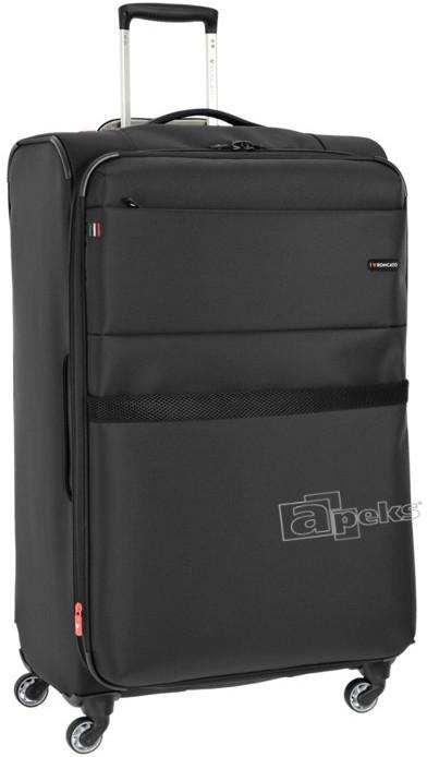 66860814b383c Roncato Venice SL Deluxe duża walizka podróżna - czarny 405176-01