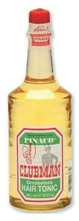 CLUBMAN PINAUD Greaseless Hair Tonic utrwalający tonik do włosów 370 ml Clubman Pinaud CLU000017