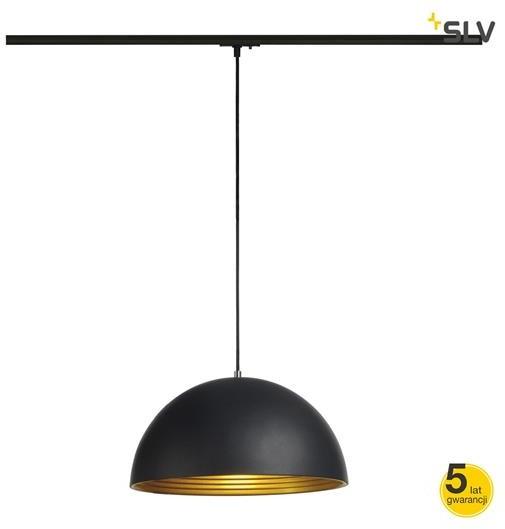 Spotline Lampa zwis do szyny 1-fazowej FORCHINI M 40cm E27 adapter 1f 143932 SLV