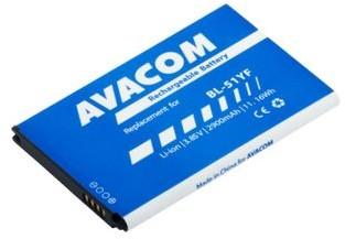 Avacom Bateria do telefonu LG H815 G4 Li-Ion 3,85V 2900mAh Zamiennik BL-51YF) GSLG-LG320-S2900