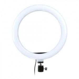 Mitoya lampa pierścieniowa LED YQ-10 26cm USB