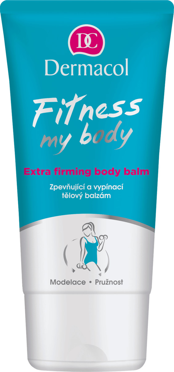 Dermacol Fitness My Body Extra Firming Body Balm 150ml
