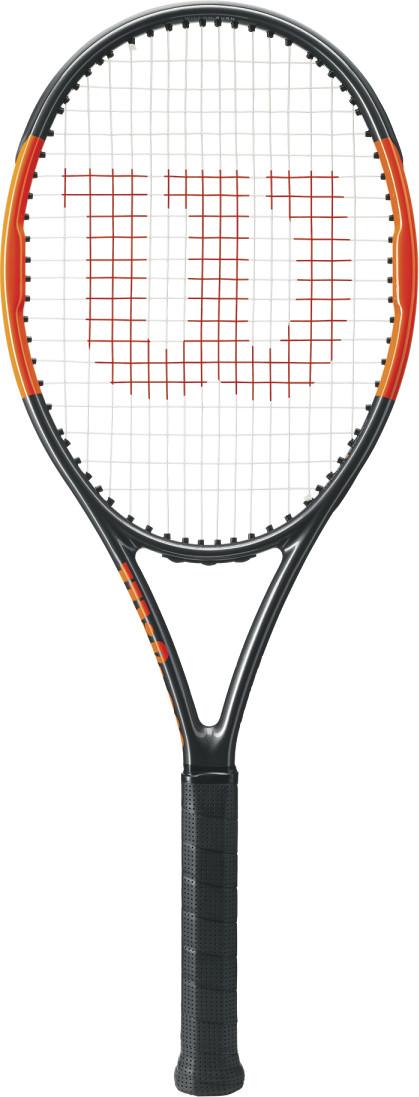 Wilson Rakieta tenisowa Burn 95 Countervail + naciąg + usługa serwisowa (WRT73411)