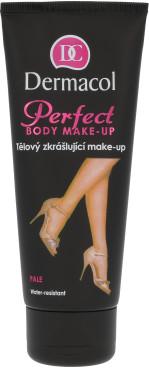 Dermacol Dermacol Perfect Body Make-Up samoopalacz 100 ml dla kobiet Pale 75676