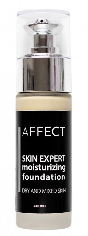 AFFECT AFFECT - SKIN EXPERT MOISTURIZING FOUNDATION - Nawilżający podkład do twarzy - Tone 4 AFFEFPTW-DOTW-03