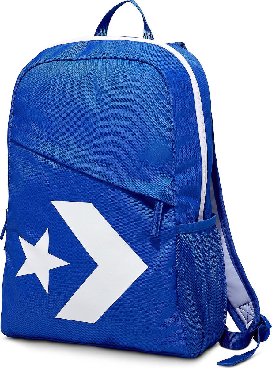 09adbf6ea5fec Converse plecak unisex Star Chevron Backpack niebieski
