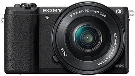Opinie o Sony ILCE-5100LB + 16-50 kit czarny