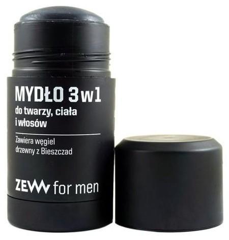 ZEW FOR MEN ZEW FOR MEN Mydło 3w1 85ml 5906874538043