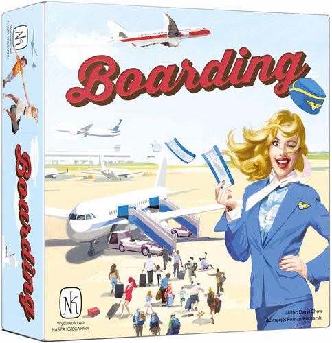 Nasza Księgarnia Boarding