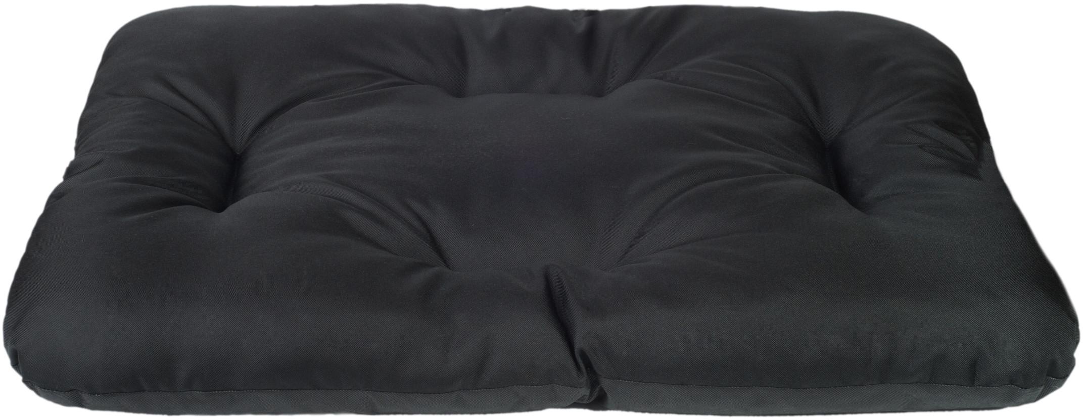 Ami Play Poduszka prostokątna Basic czarna [rozmiar M] 55 x 45 x 6cm