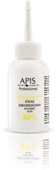 Apis ascorbic terapis kwas askorbinowy 40% 30ml P110891