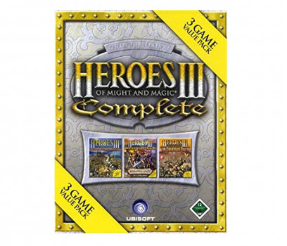 Heroes of Might and Magic III Complete (GOG)
