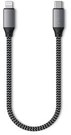 Kabel Satechi USB-C/Lightning 25cm ST-TCL10M) Szary