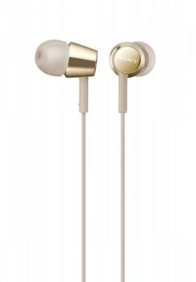 Sony MDREX155APN złote
