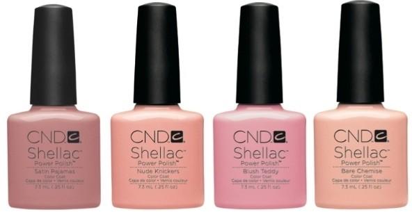 CND CND Shellac Nude Knickers 3003