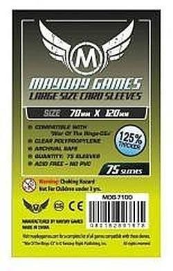 Mayday Games Koszulki WOTR Premium 67x120 75szt)