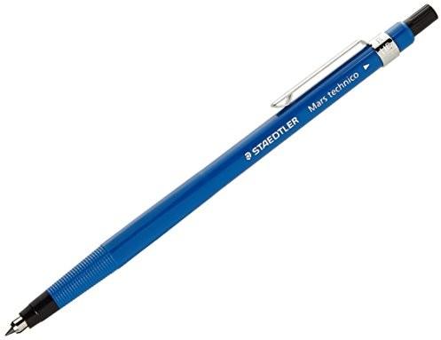 Staedtler Mars Tech Nico 788°C Fall kopalni Stift (2mm szerokość linii, HB), niebieski 788 C