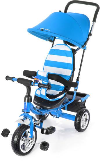 KIDZ MOTION 4w1 TOBI JUNIOR niebieski
