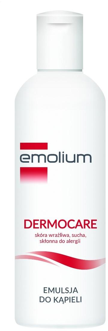 Emolium Dermocare, emulsja do kąpieli 200 ml | SZYBKA WYSYŁKA!