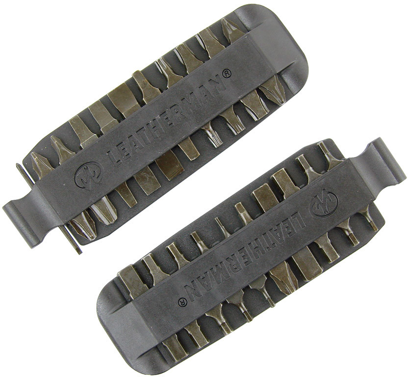 Leatherman Zestaw koncówek Bit Kit do Charge, Skeletool, Surge, Wave New. 931014