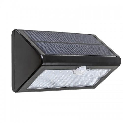 Rabalux OSTRAVA LED 4W IP65 bateria solarna, czujnik ruchu 4000K Naświetlacz 7934
