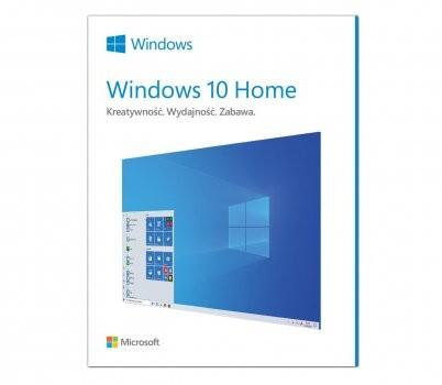 Microsoft Windows 10 Home 32/64bit PL (KW9-00497)